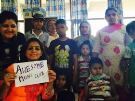 Awseome Moms Club