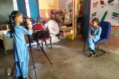 Summer camp for Ghazipur school kids