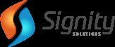 signity logo